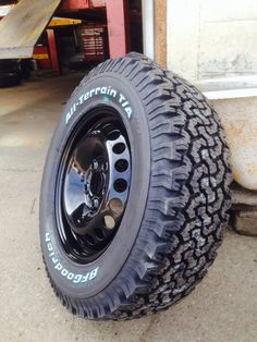 Bfgoodrich All terrains on banded steels - VW Forum - VW Forum Vw Camper, Sprinter Camper, Off Road Camper, Camper Life, Vw T4 Syncro, Volkswagen Transporter, T5 Transporter, Vw California T6, Toyota Surf