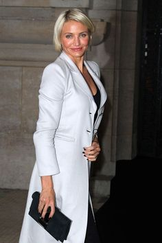 Cameron Diaz Photo - Cameron Diaz at Paris Haute Couture Week