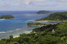 With its 115 islands, of which only twenty that are inhabited, the islands of the Seychelles offer a wide variety of destinations with a taste of paradise. Whether it be coral or granite, virgin or occupied, green or dry, each island has its specialities and its wealth. There are distinct groups of islands: the core group comprising the islands most frequented by travelers~the Amirantes, the Farquhar group, and the Aldabra group wich isn't frequented by tourists.