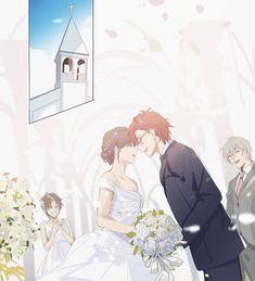 Saeran Seven 707 Seven Mystic Messenger, Mystic Messenger Fanart, Mystic Messenger Characters, Mystic Messenger Memes, Desu Desu, Animes Yandere, Romantic Manga, Saeran, Amazing Drawings