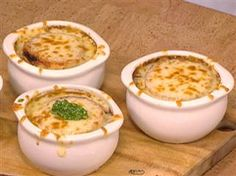 English Onion Soup with Sage and Cheddar | Recipe | Onion Soups ...