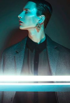 Lights Down–D'Vision model Michał Lewandowski lends his striking features to a new story captured by photographer Robert Binda. Linking up with stylist Michał… Male Photography, Editorial Photography, Poses, Editorial Fashion, Fashion Art, Men Editorial, Fashion Tips, The Fashionisto, Manequin
