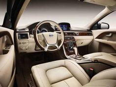2013 Volvo S80 Interior