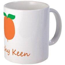 Peachy Keen Mugs