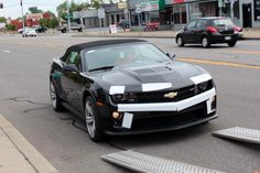 2013 ZL1 Convertible being delivered!