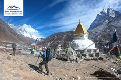 Everest Base Camp Trek offers thrilling scenery, unique Sherpa culture, rarely flora and fauna. Let's Everest Base Camp Trekking 16 Days with Sherpa Guide starts from Lukla. Everest Base Camp Trek, Top Of The World, Heritage Site, Mountain View, Nepal, Trekking, National Parks, Scenery, September