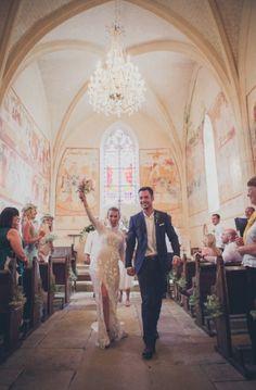 Hermione de Paula   Pippa and Jon's Wedding   First ever Hermione de Paula Couture Wedding Dress   #weddingdress #weddingvenue #weddingchurch #walkingdowntheisle #couture