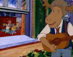"Art Garfunkel made a guest appearance on the show to sing the Ballad of Buster Baxter. | 19 Reasons ""Arthur"" Was The Best Kids Show Of Our Generation"