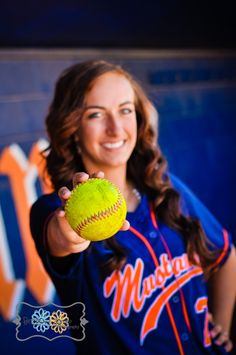 Northern Utah Senior Photography. Senior. Softball. Brittney Ann Photography
