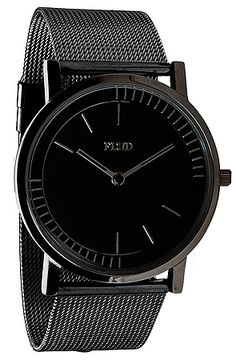 The Stunt Watch in Black by Flud Watches