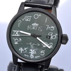 this is the greatest watch I have ever seen. I don't know why, but it made me think of you, @Jed Hale