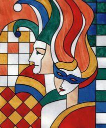 Театр | Блог художника-витражиста Ирины Киселёвой
