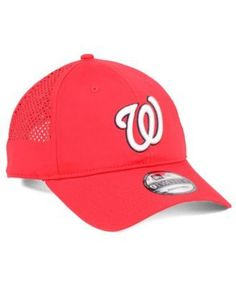 the best attitude 11bd3 8ba9a ... usa new era washington nationals perf pivot 2 9twenty adjustable cap  red adjustable 3a8db a791e ...