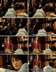 "Harry Potter - ""Look, Harry we… we can do this. The three of us can figure it out."""