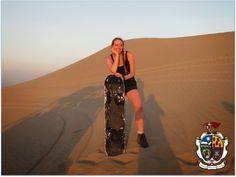CIUDAD JUÁREZ. ¿Te gusta el turismo de aventura? Te recomendamos ir a las Dunas de Samalayuca, esta área de arenas blancas donde el viento mueve constantemente las arenas, es un lugar ideal para practicar el sandboarding, ciclismo de arena o dar un paseo en un vehículo 4X4. www.turismoenciudadjuarez.com