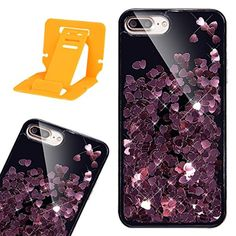 Coque iphone 6S Flüssigem,Luxe Coque iPhone 6,iphone 6 / 6S Bling Bling Gliter Sparkle Housse,Ekakashop Creative 3D Motif Grand Amour Noir Rose Dual Layer Transparente Clair Cristal Clear étui Shiny Brillant Strass étoiles Paillettes Liquide Coulant Defender Housse de Arrière Protectrice Case pour Apple iPhone 6 / 6S 4.7 Pouces + 1X cartes gratuites se tiennent (couleur aléatoire) 2017 #2017, #Luxe http://sac-a-main.top/coque-iphone-6s-flussigemluxe-coque-iphone-6iphone-