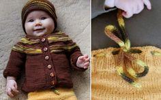 Melker´s Kindergarten-kit - 3 pieces - FREE knitting pattern for SIZE 5/6 years