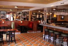 Our Catalina Tile Design for a Lovely Oregon Bistro
