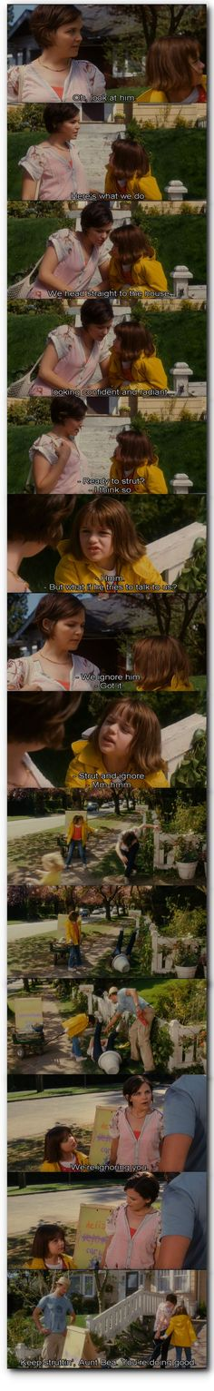 #Ramona and Beezus quotes... Keep strutin' Aunt Bea! ha-PP Wish I COULD STRUT LIKE THAT GINNY :D