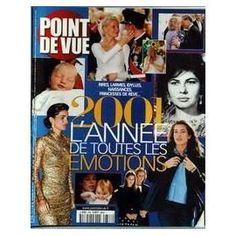 Point De Vue N° 2788 Du 26/12/2001 - 2001 - L'annee De Toutes Les Emotions.