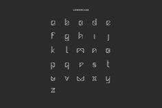 Metrica Font by Oliver James