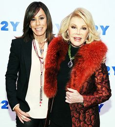 Joan Rivers Hospitalized: Melissa Rivers Releases New Statement - Us Weekly