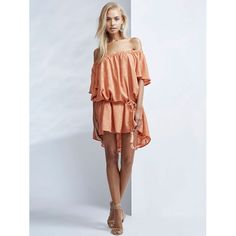 Finders Keepers - Better Days Ruffle Dress