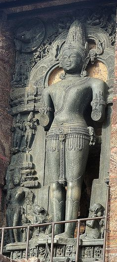"""Sun God"" - 13th Century Fine Art at Konark Sun Temple, Odisha, India"