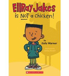 EllRay Jakes is tired of being bullied by fellow classmate Jared Matthews. But when EllRay tries to defend himself, he winds up in trouble. Then his dad offers him a deal: If he stays out of trouble for one week, they'll go to Disneyland! EllRay s. Books For Boys, Childrens Books, Anti Bullying, Children's Literature, African Literature, Chapter Books, Black Boys, Book Characters, Literary Characters