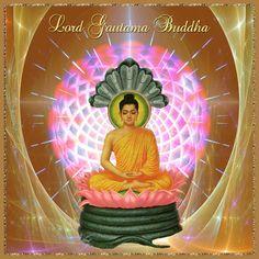 Cantinho de Imagens da Guerreira: Lord Gautama Buddha