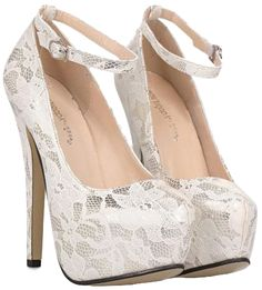 white-lace-high-heels-with-ankle-strap