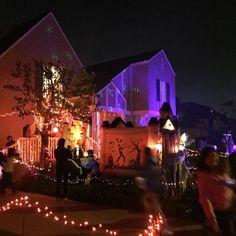 #HappyHalloween! The best house in the neighborhood!!   #beverlyhills #losangeles #90210 #lovebeverlyhills #lalife #halloween #spooky #halloweenfun #trickortreat #flashesofdelight #visualsoflife #nothingisordinary #instagood #bestofday #frightnight #nightlights #hunterphoenix