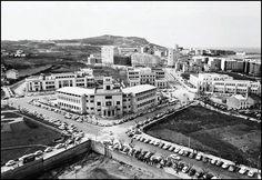 Ciudad Escolar ,antigua Escuela de Comercio,sobre 1968.