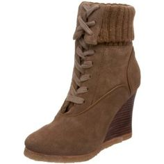 Steve Madden Women's Delanow Lace-Up Boot,Taupe Suede,8 M US (Apparel)  http://www.amazon.com/dp/B004HFJ6UO/?tag=helhyd-20  B004HFJ6UO