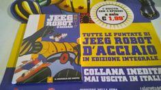 La Breccola: DVD Jeeg Robot d'acciaio
