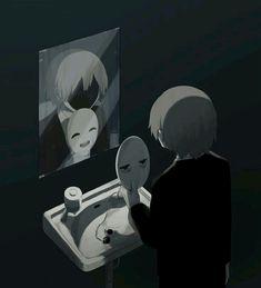 Aesthetic Drawing Manga Anime Art Sad Scream