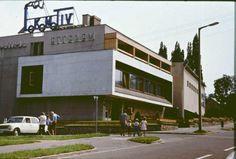 Sopron | Lokomotív Szálló, étterem 1974 Hungary, Marvel, Mansions, House Styles, Home Decor, Decoration Home, Manor Houses, Room Decor, Villas