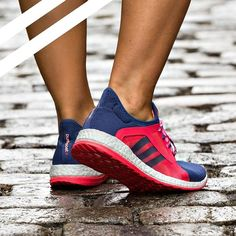 Adidas Pure Boost ZG Trainer 2016 color night navy.
