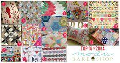 Top 14 in 2014 « Moda Bake Shop