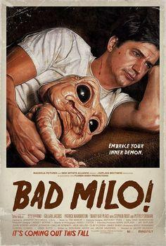 'Bad Milo' Movie Review