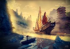 The amazing digital art - The amazing digital art of Mat Szulik