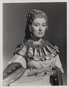Greer Garson ~ ORIGINAL 1953 portrai as Calpurnia... Julius Caesar   eBay