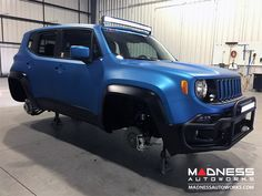 jeep renegade with light bar - Google Search