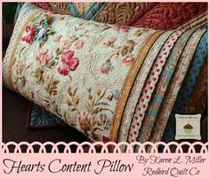 4 Good Cool Tips: Decorative Pillows Blue Texture decorative pillows on bed pillowcases.Decorative Pillows Patterns Texture decorative pillows with sayings guest rooms.Decorative Pillows On Bed Quilts. Quilting Projects, Sewing Projects, Diy Pillows, Throw Pillows, Bolster Pillow, Laundry Basket Quilts, Charm Quilt, Pillow Tutorial, Heart Pillow