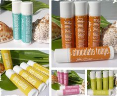 $3.95 Mouthwatering Lip Balms - 1 Set of 3! Choose 3 from 17 Flavors! at VeryJane.com