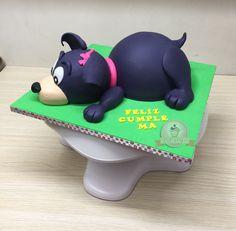 Torta perro. Torta dog