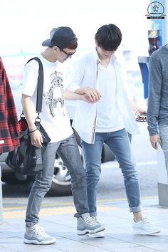 Kim Jongdae & Byun Baekhyun