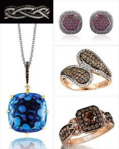 Nominees for Best Colored Diamond Jewelry Under $2500