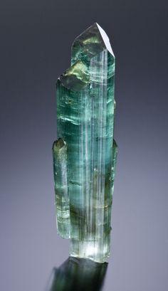 Tourmaline from Pederneira Mine, Minas Gerais, Brazil