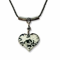 Necklaces - Wild At Heart Necklace